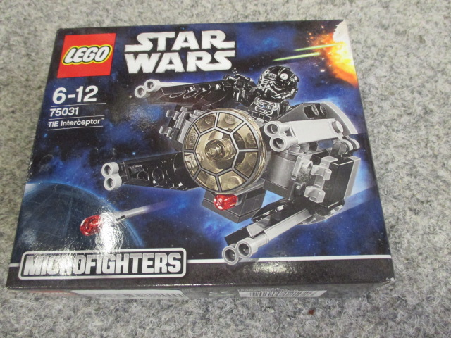 Lego Star Wars 75031 TIE Ineterceptor