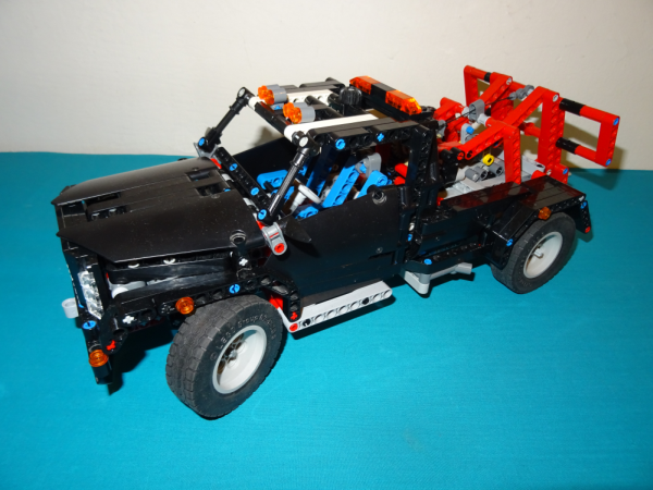 Lego Technic 9395 Odtahový pick-up