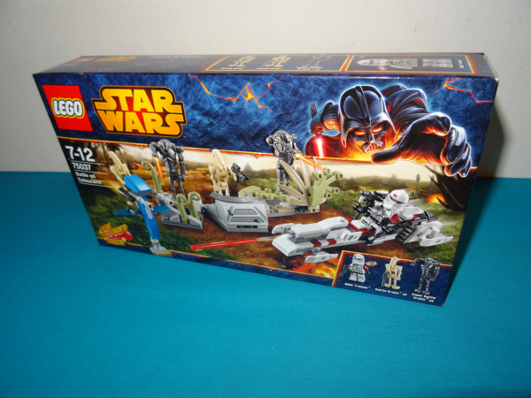 Lego star Wars 75037 Bitva na Saleucami