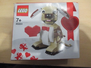 Lego Holliday a Event 40201 Valentine cupid dog