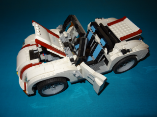 Lego Creator 4993 Cool Convertible