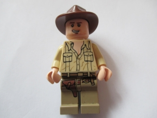 Lego Figurka Indiana Jones