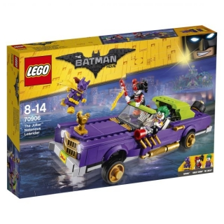 Lego Batman 70906 Joker a jeho vůz Notorious