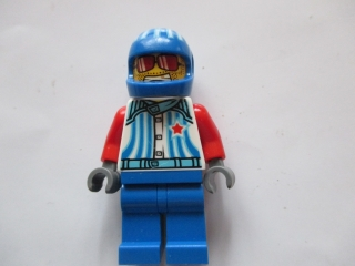Lego Figurka Speed Racers