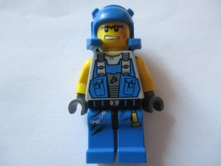 Lego Figurka Power Miners