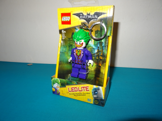 Lego Batman Movie  klíčenka LED Joker LGL-KE106