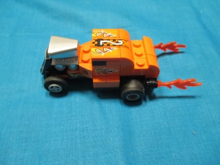 Lego Racers 8641 Flame glider